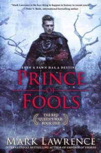 Book review – Prince of Fools